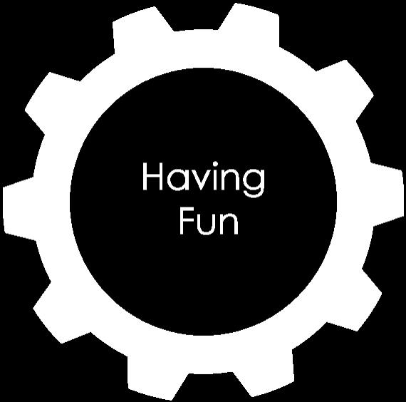 having fun icon