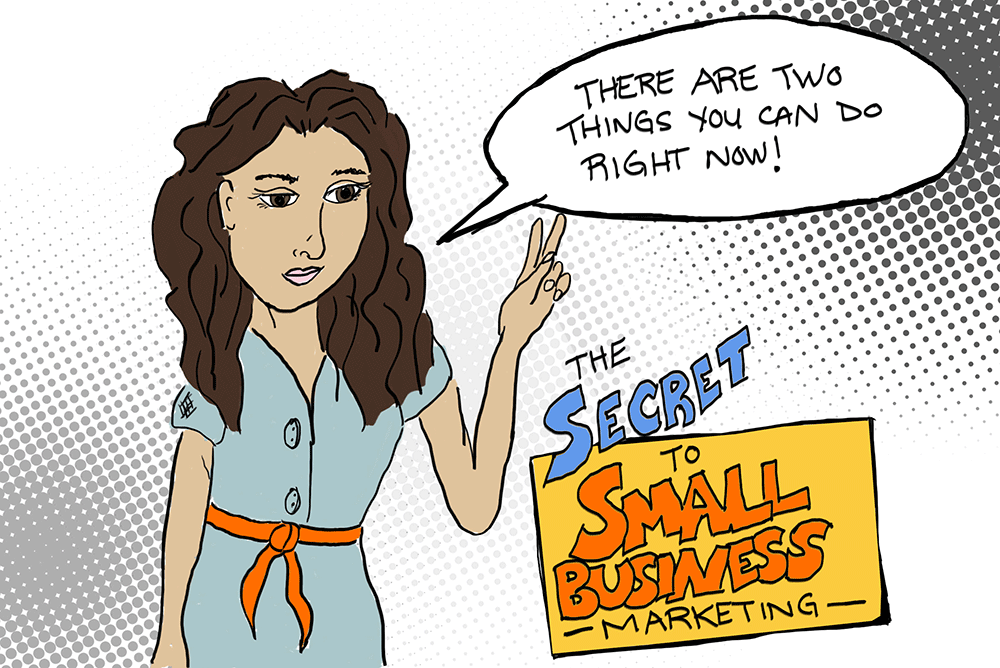 The Secret to Small Business Content Marketing